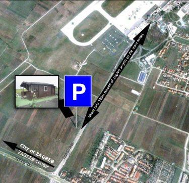 zagreb airport parking